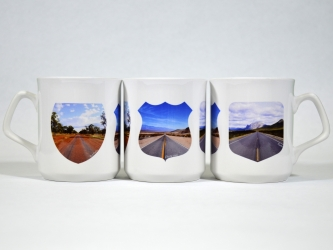 Mug Sur la Route par Esprit Combi - 14,00 € -50%
