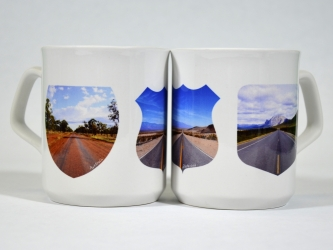 On the Road Mug