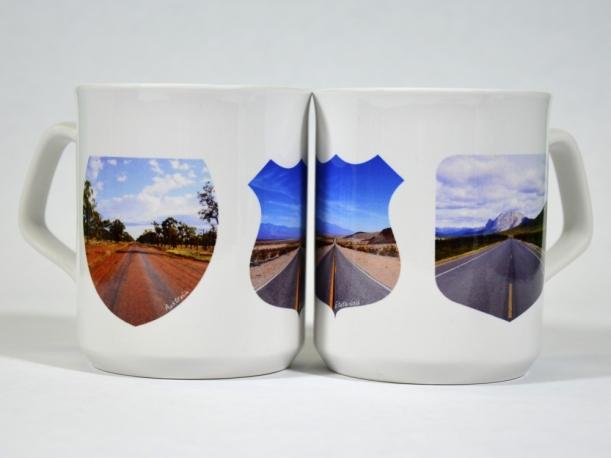Mug Sur la Route