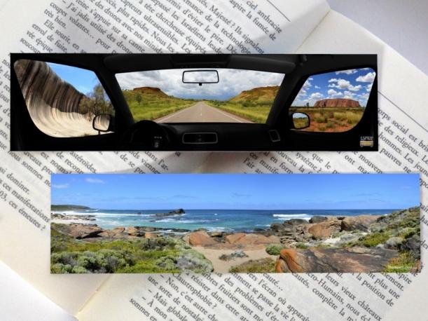 Marque-pages Australie