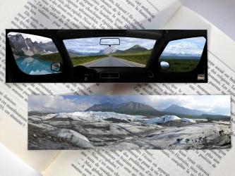 Canada-Alaska bookmark