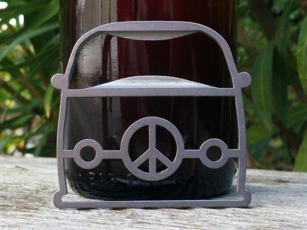 Décapsuleur Peace and Love par Esprit Combi - 18,00 €