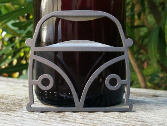 Van 60's bottle opener
