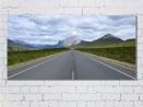 Dalton Hwy, Alaska - Toile 120x60 par Esprit Combi - 128,00 €