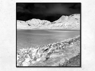 Lac, Norvège - Tirages 50x50