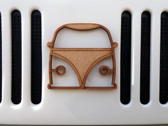Magnet Van 60's par Esprit Combi - 4,00 €