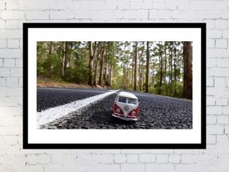 Australie - Cadre 20x30 par Esprit Combi - 18,00 € product_reduction_percent