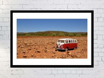 Australia - Frame 20x30