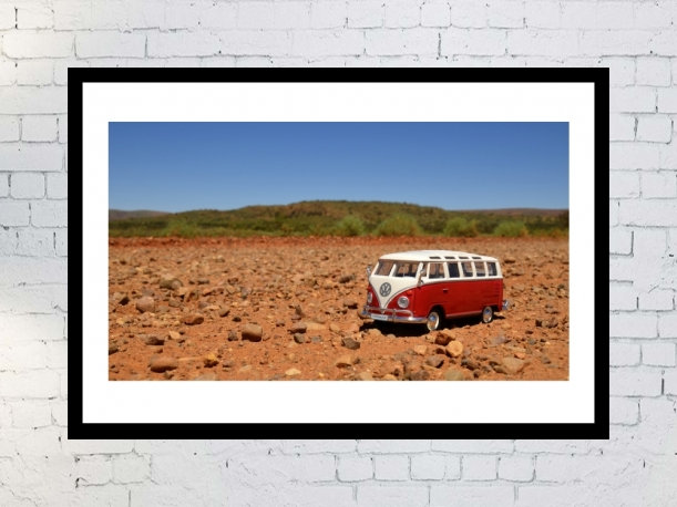 Pulso, Australia - 40x60