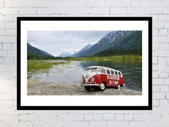 Alaska - Frame 20x30