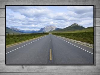 Dalton Hwy, Alaska - Photo Print 30x45