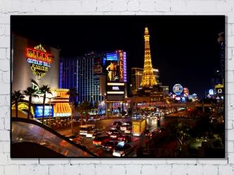 Las Vegas, États-Unis - Tirages 50x70