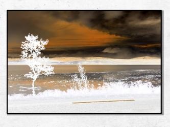 Coucher de Soleil, Norvège - Tirages 50x70