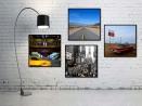Route 66, États-Unis - Tirages 50x50 par Esprit Combi - 30,00 € -17%