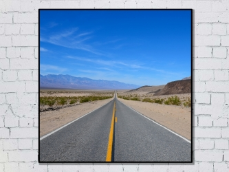 Vallée de la mort, États-Unis - Tirages 50x50