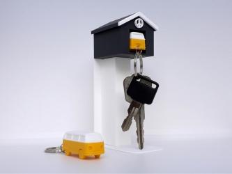 Porte-clé Van 70's par Esprit Combi - 12,00 €
