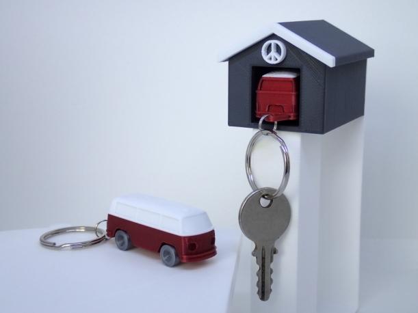 Van 70's Keychain CLASSIC