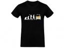 TeeShirt - Evolution