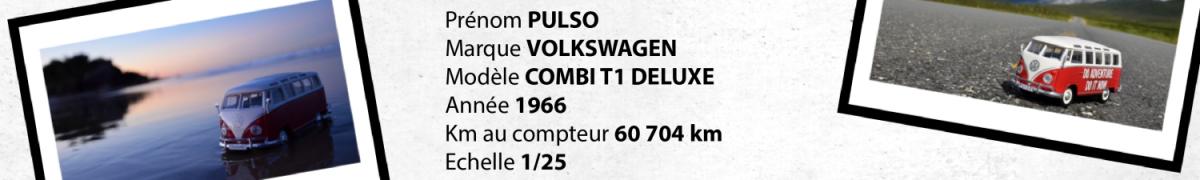 Pulso, le Combi
