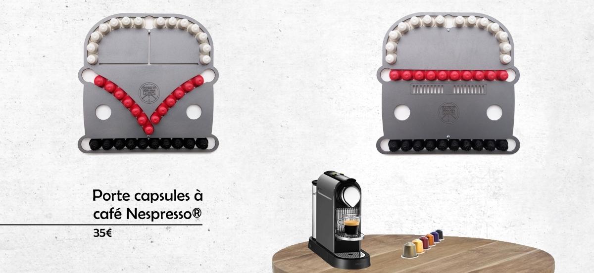 Porte capsule à café Nespresso®